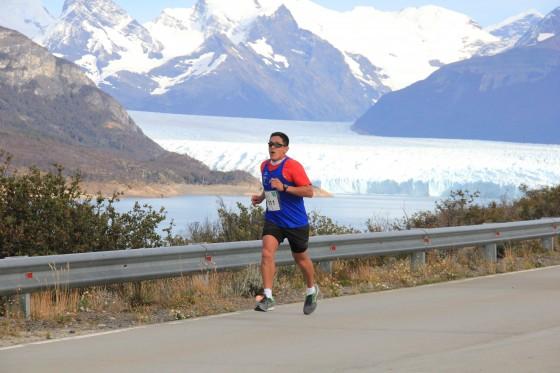 """Media Maratón del Glaciar 2014: """"es el pulso de las cosas"""""""