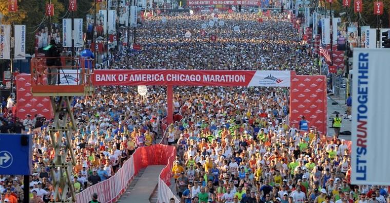 Maraton de Chicago: video motivacional