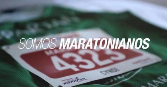 """Publicidad ASICS: """"Somos maratonianos"""""""