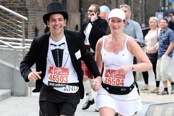 Reflexiones (no tan) absurdas: ¿Hay levante en el running?