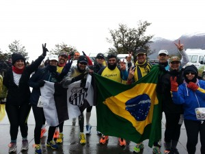 Brasil presente. Tambien Paraguay, Uruguay, Chile...
