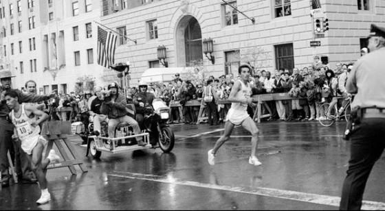 VIDEO: El mejor y más inspirador error de Germán Silva (New York Marathon 1994)