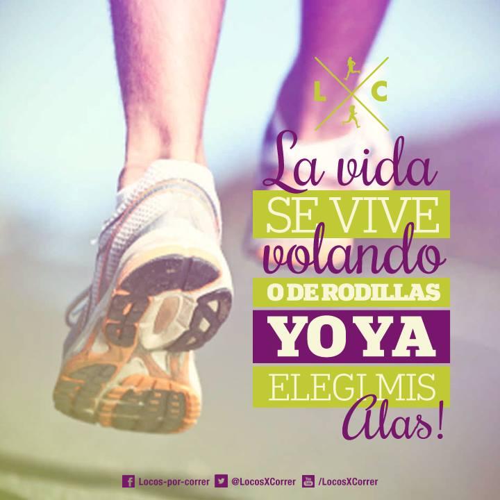 Correr Running Motivación