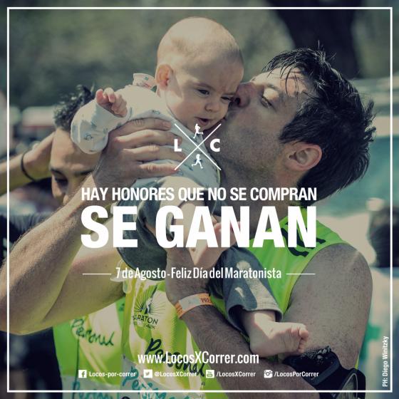 Día del Maratonista