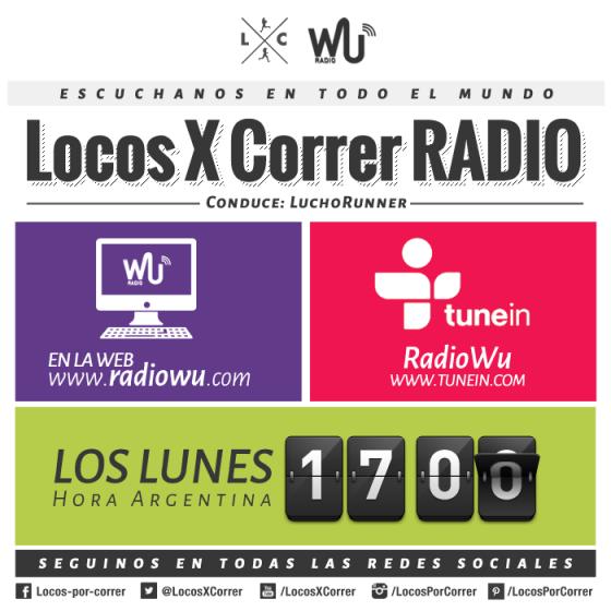 """""""Locos Por Correr RADIO"""" – Resumen Programa 24 (25 de Agosto 2014)"""