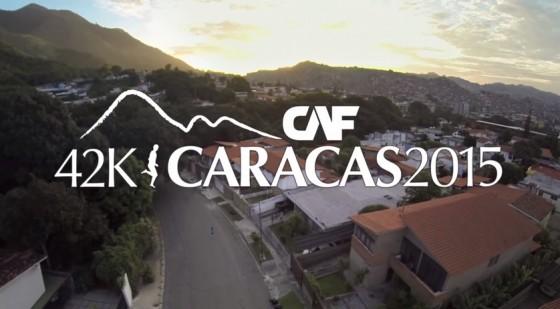 Venezuela: vuelve la Maratón CAF en 2015