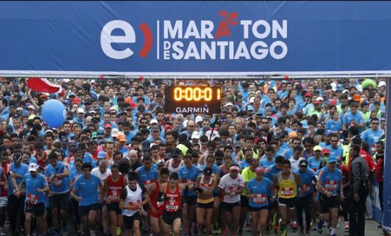 Chile: IAAF le quita el patrocinio a la Maratón de Santiago 2016