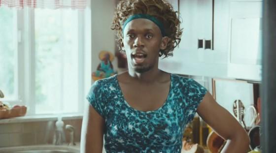 """PUBLICIDAD """"Virgin Media"""" by Usain Bolt"""