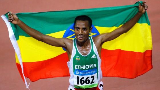 La tercera Maratón de Kenenisia Bekele será en Dubai El 23 de Enero