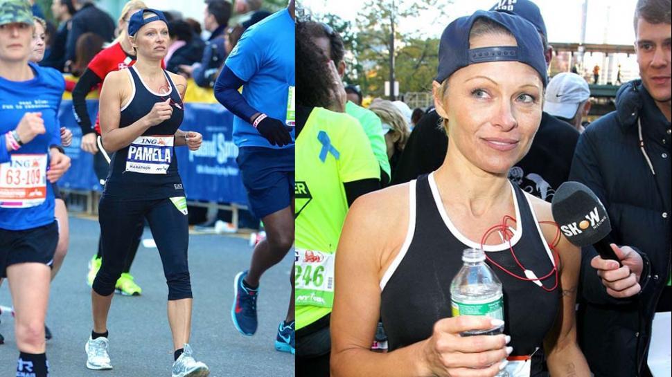PAmela Anderson Maraton 04