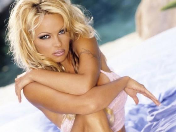 Famosos que corren: Pamela Anderson