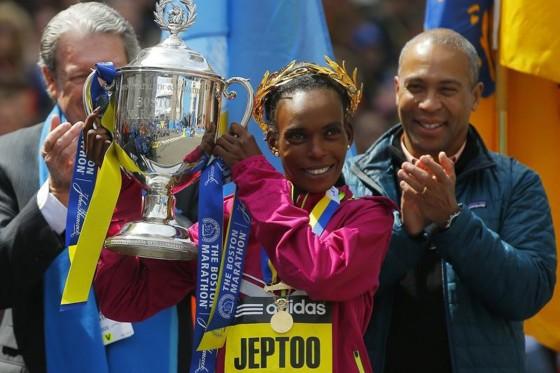 Se confirmó el Doping positivo de Rita Jeptoo en la prueba B