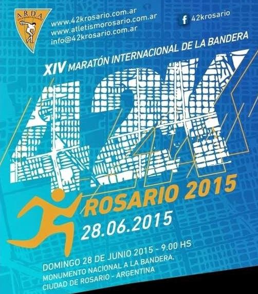 42k Rosario 2015 Locos por correr