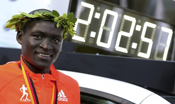 Dennis Kimetto, el granjero récord del mundo