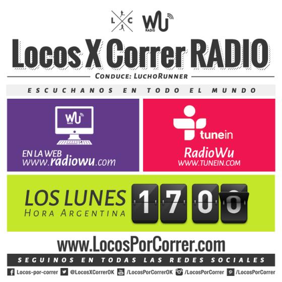 Escuchá nuestro programa de radio!