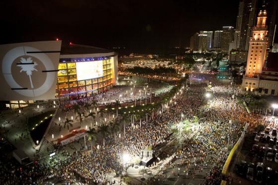 """Miami Marathon con presencia argentina: Marita y """"el colo"""""""