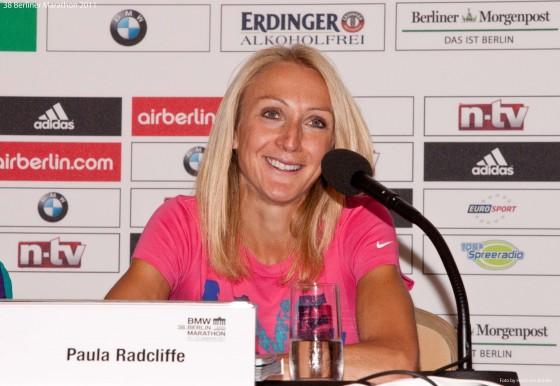 Paula Radcliffe anuncia que se retirará en la Maratón de Londres