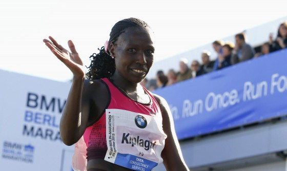 Florence Kiplagat: Atleta por necesidad