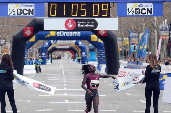Mitja barcelona 2015 resultados locos por correr 00