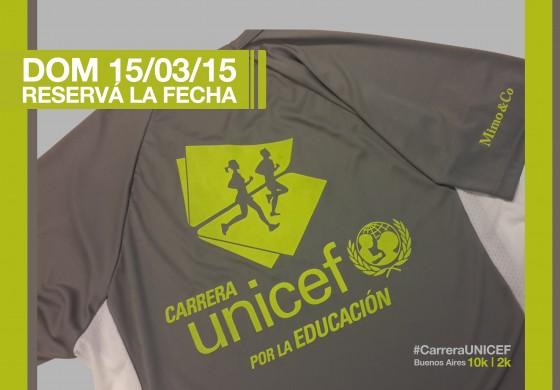 UNICEF: El primer gran 10k del año en Buenos Aires con cupos agotados