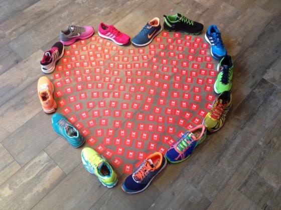 Dia de los enamorados: Carta de amor al running