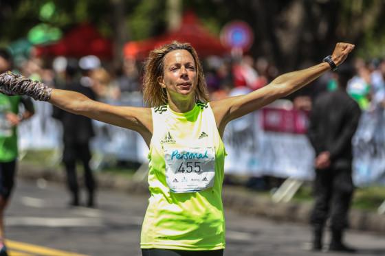 Estudio confirma que los maratonistas experimentan un estado psicológico por el que quedan absortos