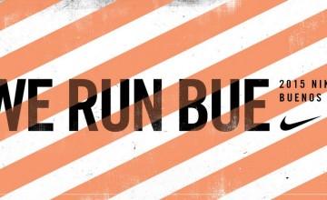 We Run Buenos Aires 2015: todo lo que tenés que saber en 10 puntos