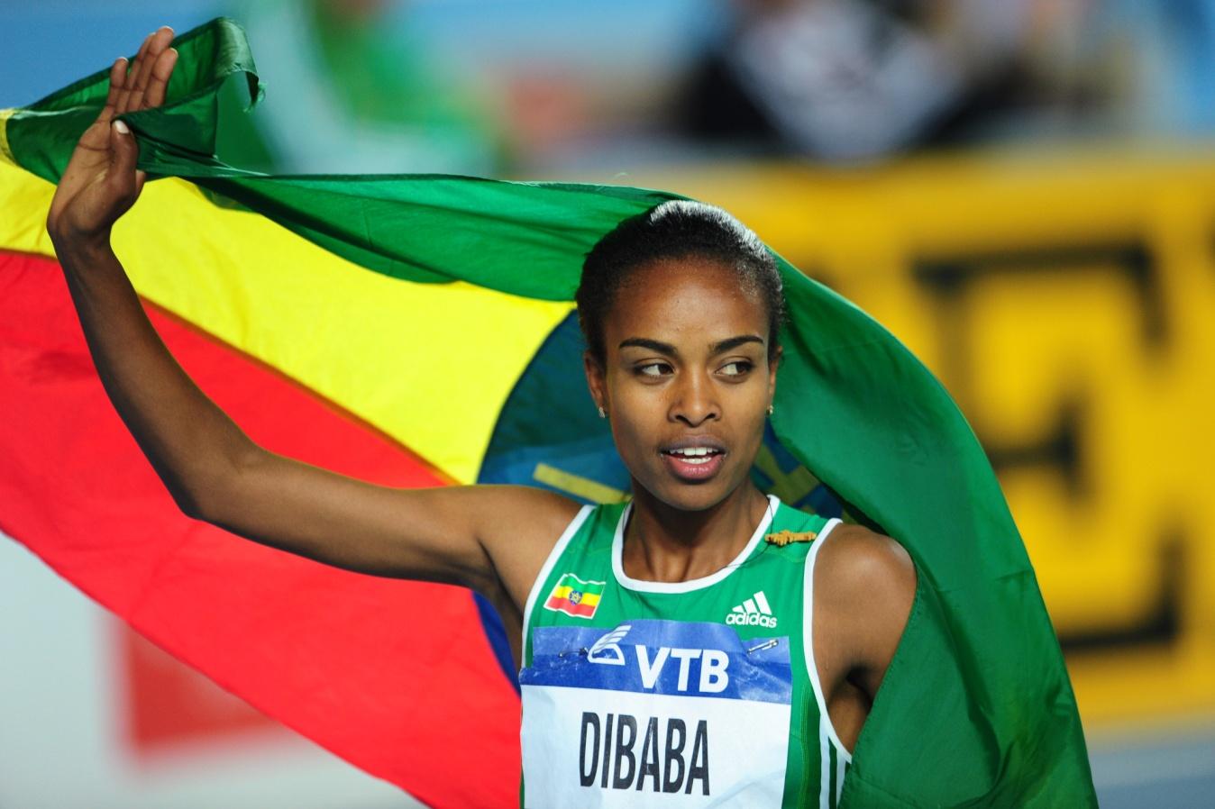 Genzebe Dibaba Record mundial locos por correr video 03
