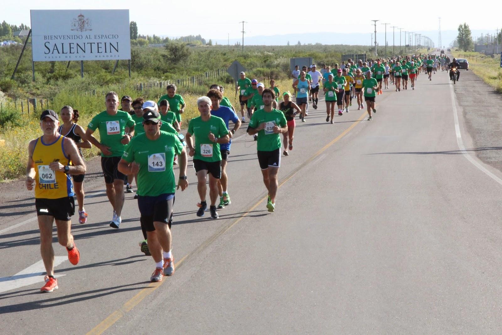 Media Maraton por los caminos del vino Locos Por Correr 04