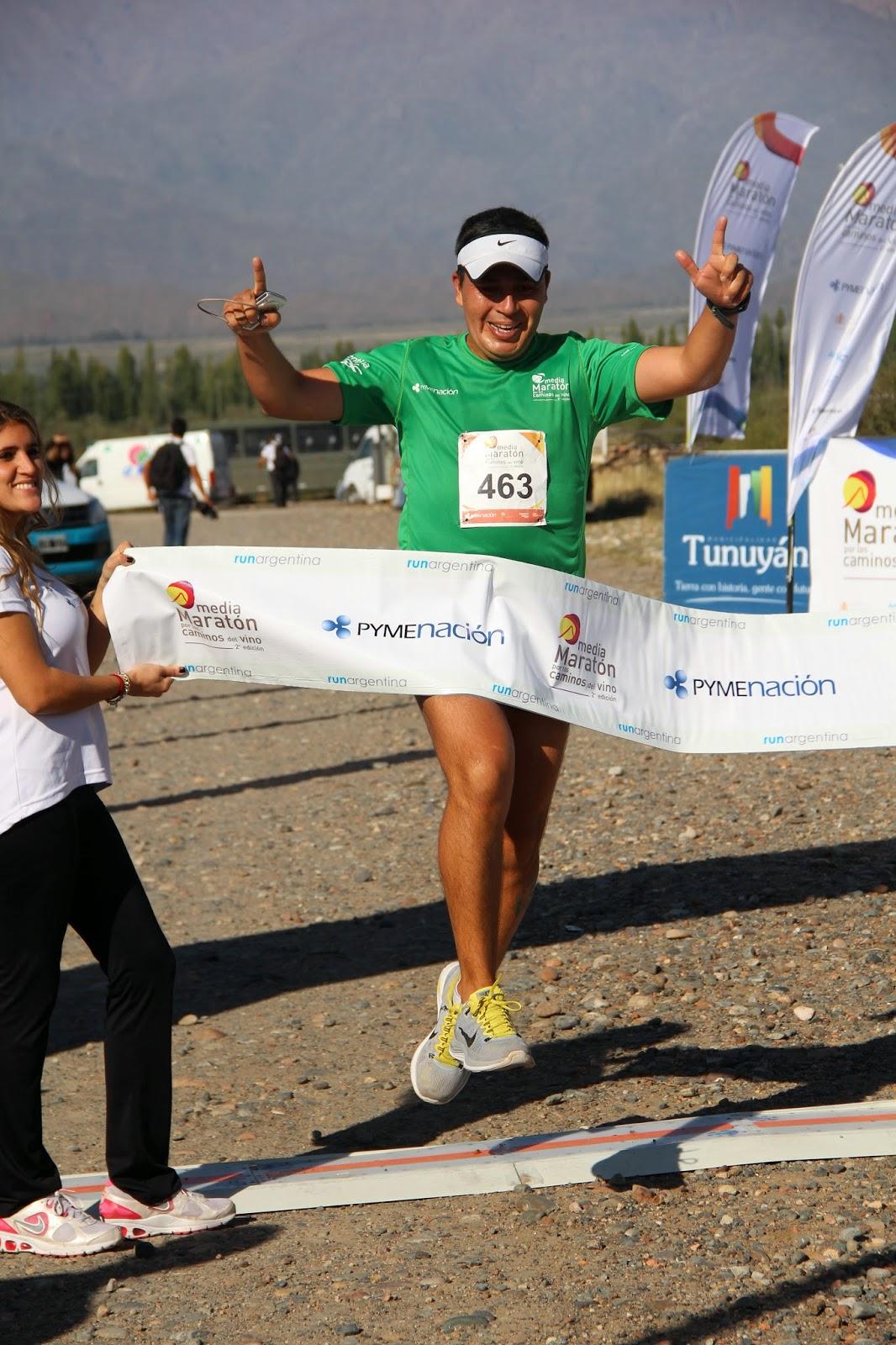 Media Maraton por los caminos del vino Locos Por Correr 09