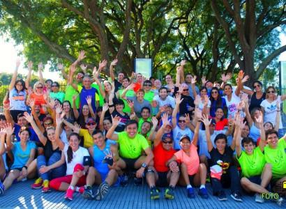 Qué es la Running Party?: Inscribite para FEBRERO 2017!