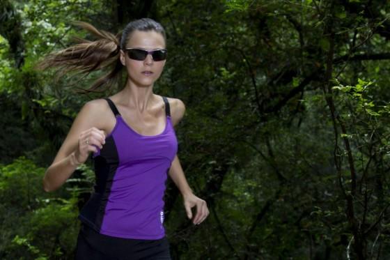 Cómo proteger tus ojos mientras corres