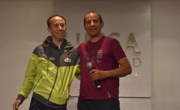 Running Day Argentina 2015: Mariano Mastromarino y Antonio Silio (Video completo)
