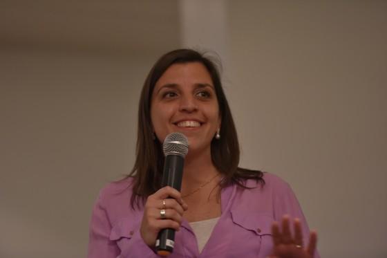 Running Day Argentina 2015: Nutricionista Mariana Silvestro (Video completo)