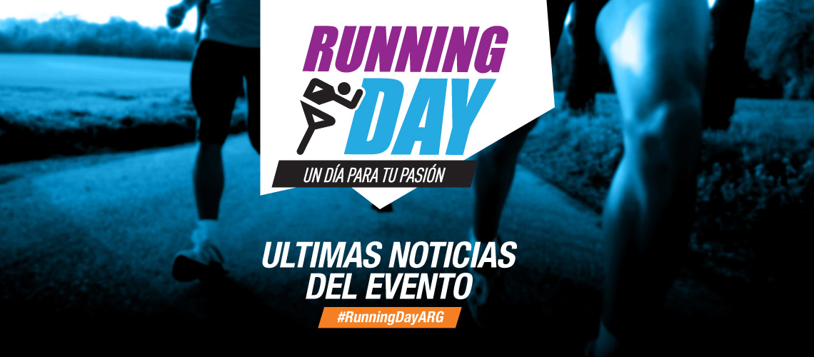 Running Day ARGENTINA - Destacado