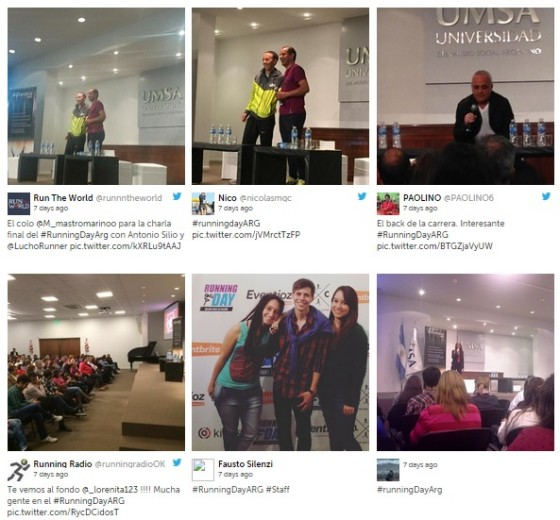 En Vivo: #RunningDayARG 2015! – Así se vivió en las redes sociales