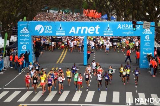 Maratón de Buenos Aires: resultados y fotos de otra inolvidable edición
