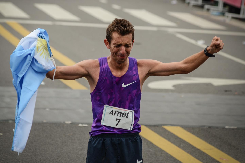 Luis Molina Maraton de Buenos Aires 2015 Locos Por Correr 01