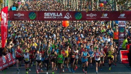 España: La maratón de Sevilla logra por tercer año la etiqueta de bronce de la IAAF