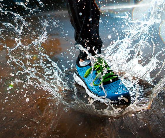Cómo lavar y secar tus zapatillas rapidamente