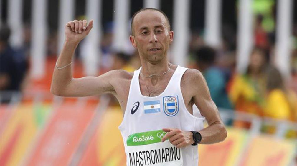 Mariano Mastromarino Rio 2016 Locos Por Correr