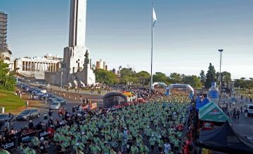 Rosa Godoy y Marcelo Fabricius ganan los 21k de Rosario