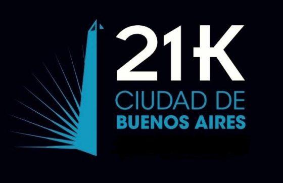 Los élites de la media maratón de Buenos Aires