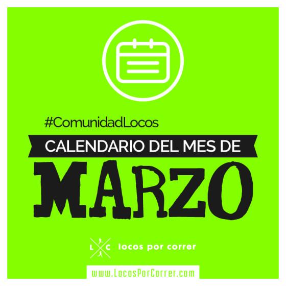 Carreras Marzo 2017
