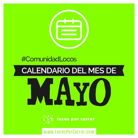 Carreras Mayo 2017