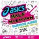 Asics half marathon 2016 Locos por correr Fecha inscripciones