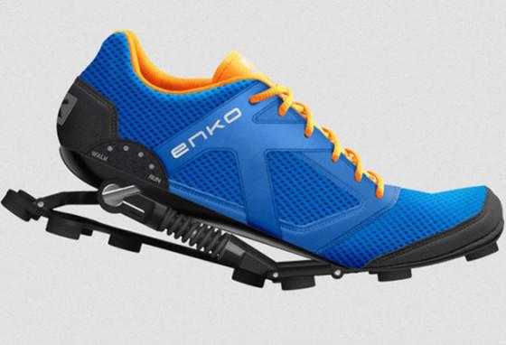 "Zapatillas para correr con ""amortiguadores"": vos decís que funcionan?"