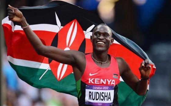 David Rudisha, el orgullo de África