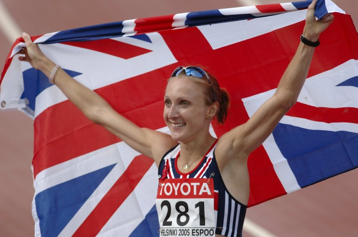 Paula Radcliffe Locos por correr