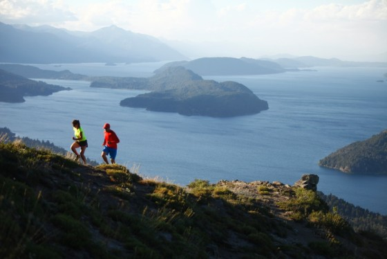 Se corre la ultra BRUT en Bariloche